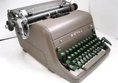 Deacon Mike's Typewriter Repair - Erwin, TN