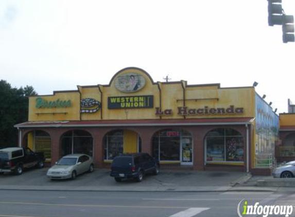 La Hacienda Taqueria Mexican Restaurant - Nashville, TN