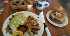Jantz Cafe & Bakery - Merced, CA. California Omelette