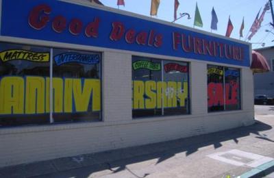 Good Deal Furniture   Oakland, CA