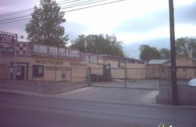 Alamo Feed & Pet Supply - San Antonio, TX