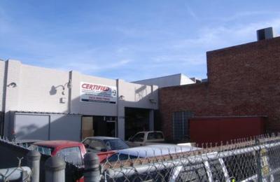 Certified Undercar Parts - Los Angeles, CA