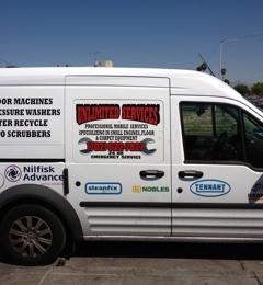 Unlimited Services- Flooring Equipment Repair & Sales - Las Vegas, NV
