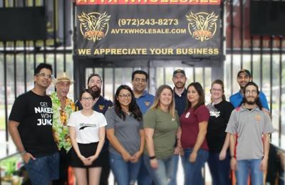 Avtx Wholesale - Dallas, TX. AVTX Wholesale - Meet the friendly staff