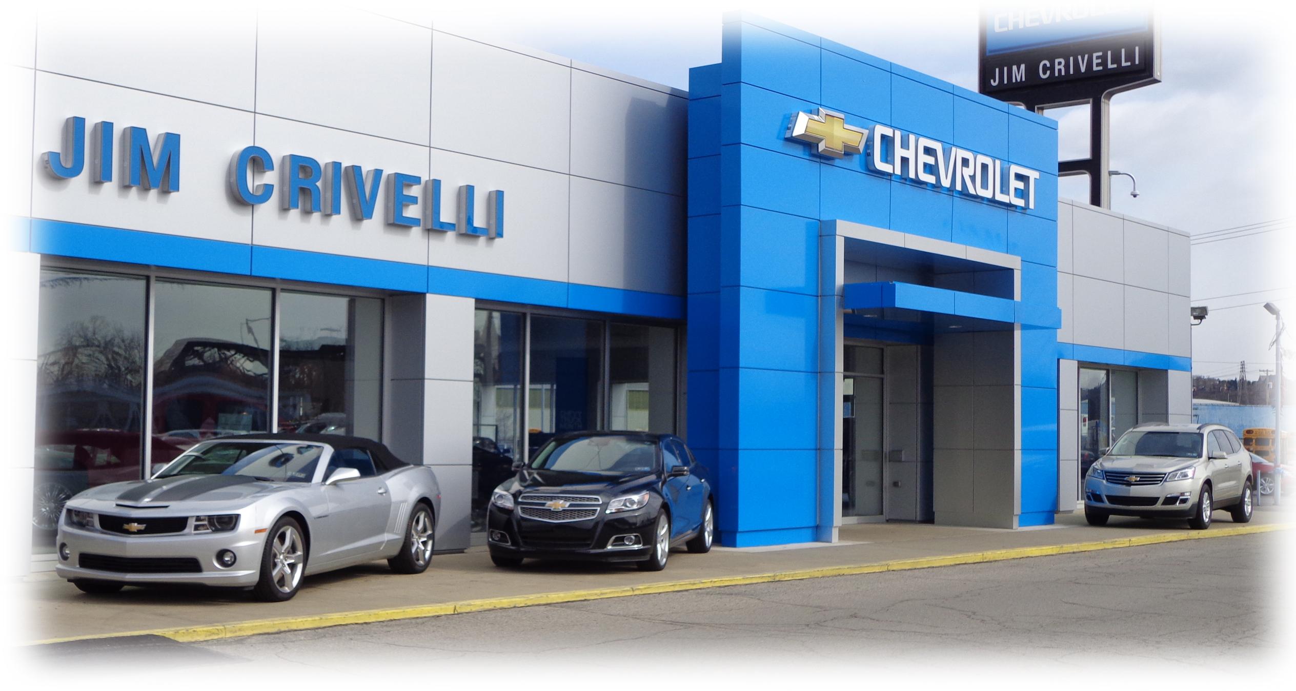 Jim Crivelli Chevrolet 108 Mckees Rocks Plz Mc Kees Rocks Pa 15136 Yp Com