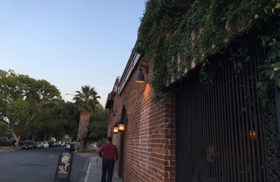 The Griffin - Los Angeles, CA. Exterior of The Griffin - entrance is on Boyce, not Los Feliz