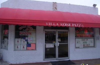 Villa Rose Pizza - Hollywood, FL