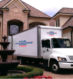 Long Distance Movers USA