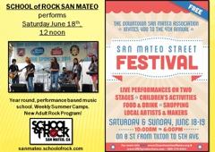School of Rock San Mateo - San Mateo, CA