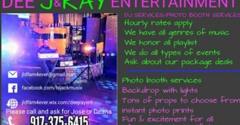 """DEE J RAY ENTERTAINMENT - Brooklyn, NY. Is a family owned business """" Where Music is the key to every heart """""""