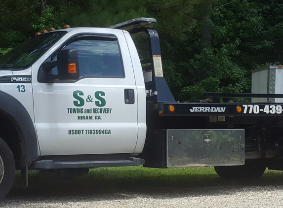 S&S Towing and Recovery - Hiram, GA