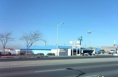 Mister Car Wash 5215 San Mateo Blvd NE, Albuquerque, NM