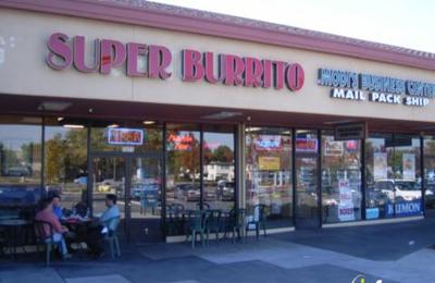 Super Burrito - Sunnyvale, CA