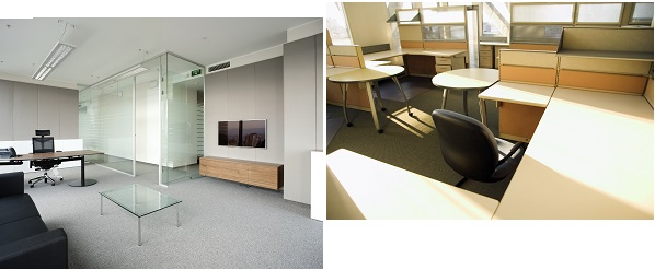 office furniture setting