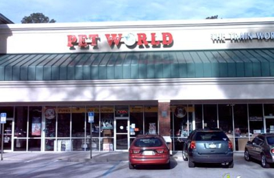 Pet World - Jacksonville, FL