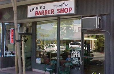 Richie's Barber Shop - San Leandro, CA