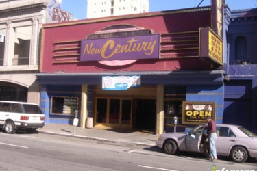 The New Century Theater