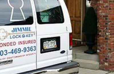 Jimmie Lock & Key - Broomfield, CO