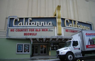 California Theatre - Berkeley, CA
