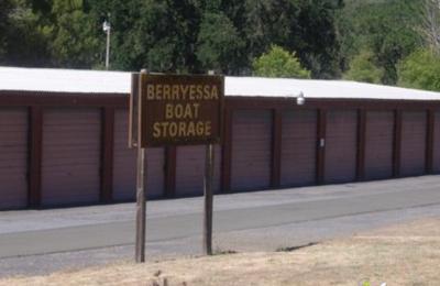 Berryessa Boat Storage   Napa, CA