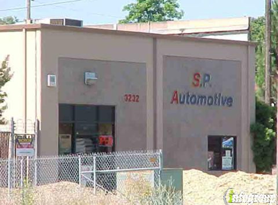 S P Automotive Supply