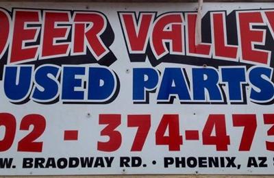 Deer Valley Used Parts - Phoenix, AZ