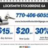 Locksmith Stockbridge GA