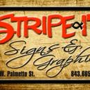 Stripe It Extreme Tinting