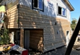 New Vista Construction LLC - Vancouver, WA. Siding, House Wrap, Window & Door Installation