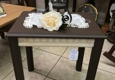 Brown Pastimes Decor Antiques & Collectibles - Front Royal, VA. gorgeous nesting table with java