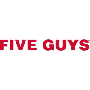 Five Guys Burgers & Fries Locations