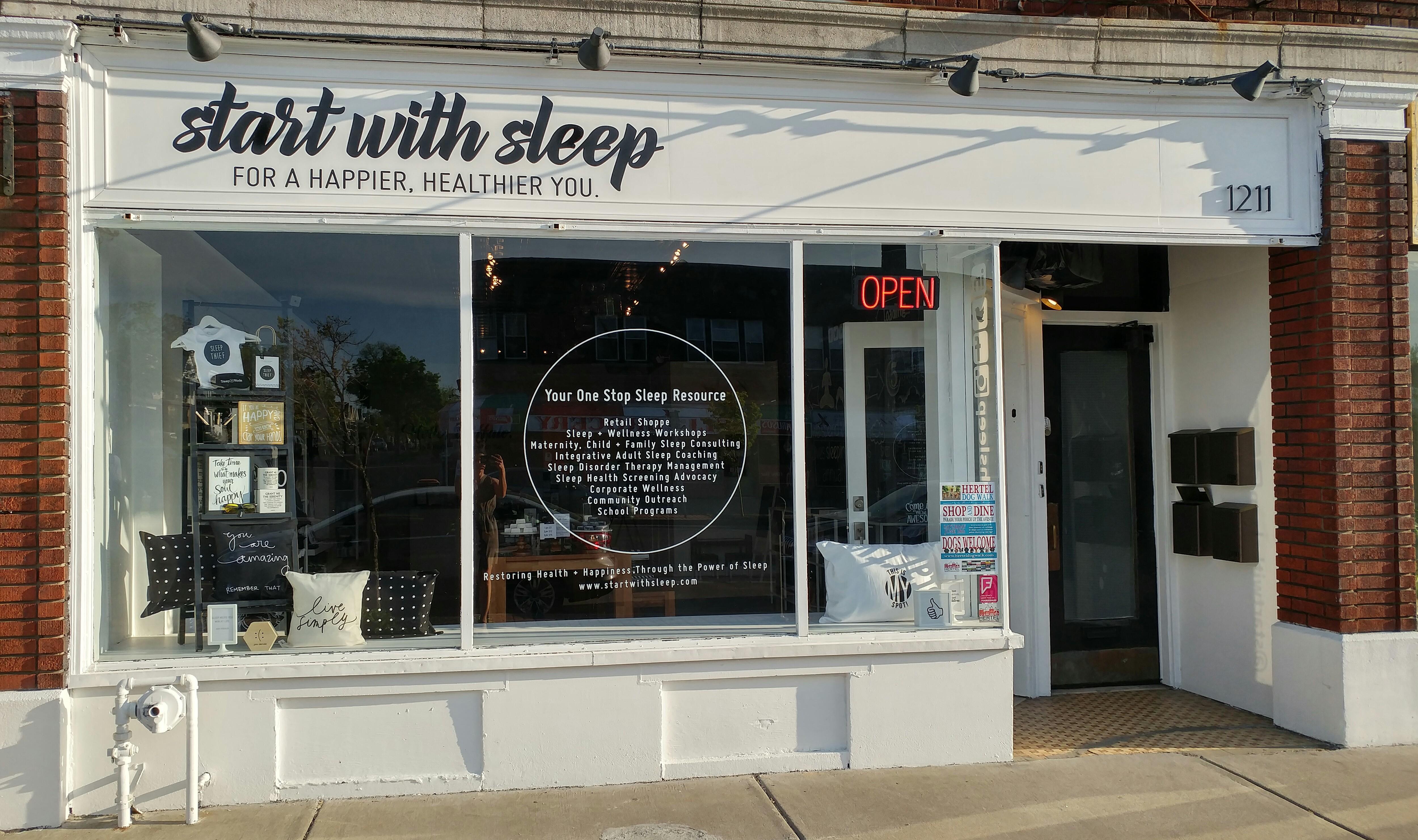 Start With Sleep 1211 Hertel Ave Buffalo Ny 14216 Yp Com