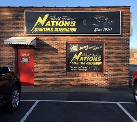 Nations Starter & Alternator - Cape Girardeau, MO