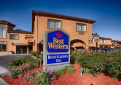 Best Western Rose Garden Inn - Watsonville, CA