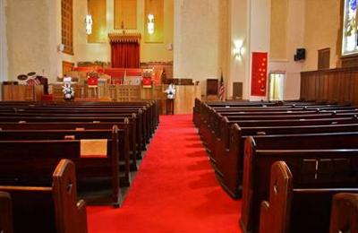 New Mt Moriah Baptist Church - Highland Park, MI