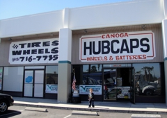 Canoga Hubcaps Tires & Wheels - Canoga Park, CA