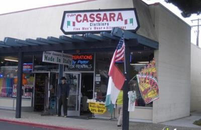 Peter Cassara Clothiers - Sunnyvale, CA
