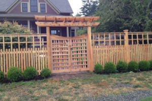 Heritage Landscaping and fencing sidebar image