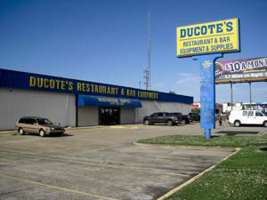 Ducote's Restaurant & Bar Equipment Baton Rouge, LA