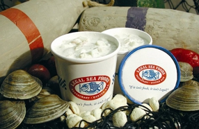 Awesome Clam Chowdah: Boston