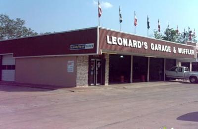 Leonard's Garage & Service Center - Austin, TX