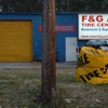 F & G Used Tires and Glass Shop