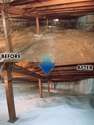 Before / After Crawl Space Encapsulation