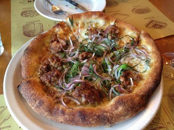 Pizzeria Mozza - Los Angeles, CA