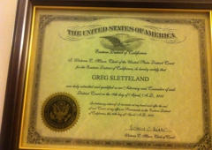 AAA Bankruptcy Attorney - Law Office of Greg Sletteland - Los Angeles, CA