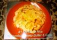 The Crab Stop - Orlando, FL. Jumbo Shrimp &  Garlic Rice at The Crab Stop