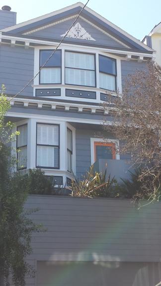 Neals painting - Fairfield, CA. 21st Street