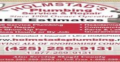 Holmstad's Plumbing & Heating