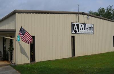 Allen's Air Conditioning Inc - Tuscumbia, AL