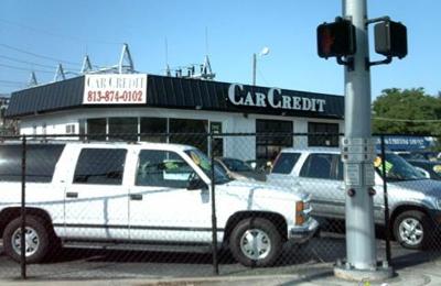 Car Credit 2902 W Hillsborough Ave Tampa Fl 33614 Yp Com